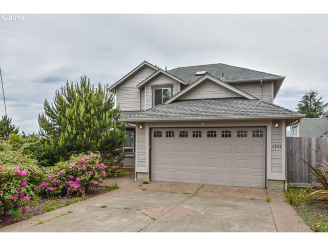 1747 NE 18TH St, Lincoln City, OR 97367 (MLS #18014168) :: Fox Real Estate Group