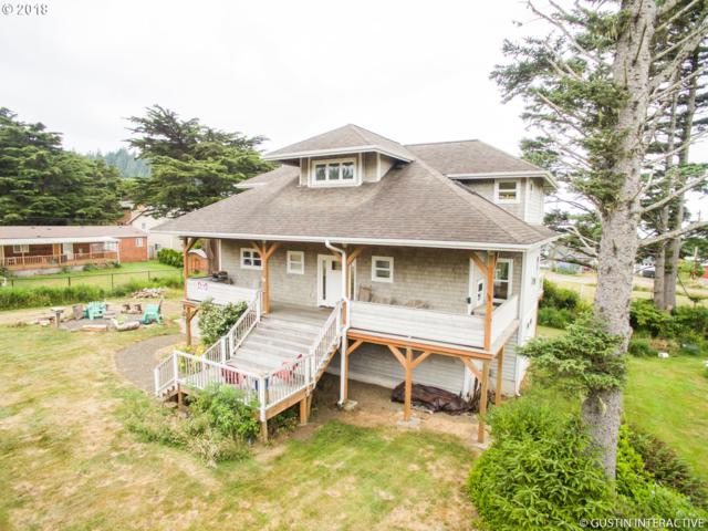 5650 NW Fifth St, Cape Meares, OR 97141 (MLS #18014238) :: Hatch Homes Group