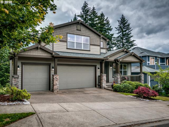 15058 SW Greenfield Dr, Tigard, OR 97224 (MLS #18014251) :: Portland Lifestyle Team