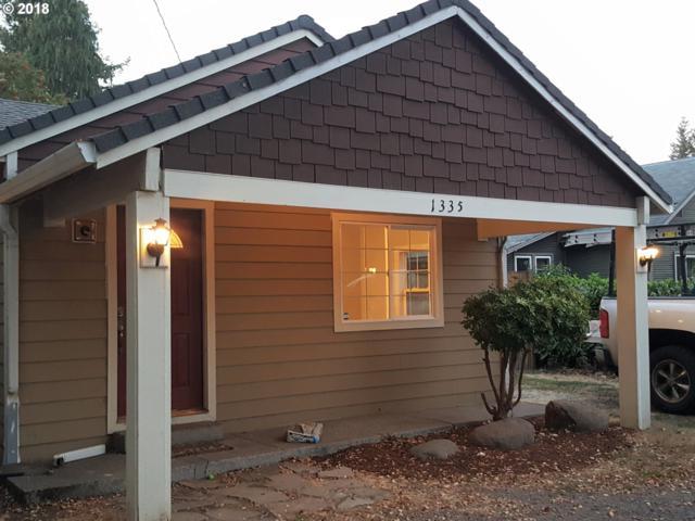 1335 G St, Washougal, WA 98671 (MLS #18015636) :: The Sadle Home Selling Team