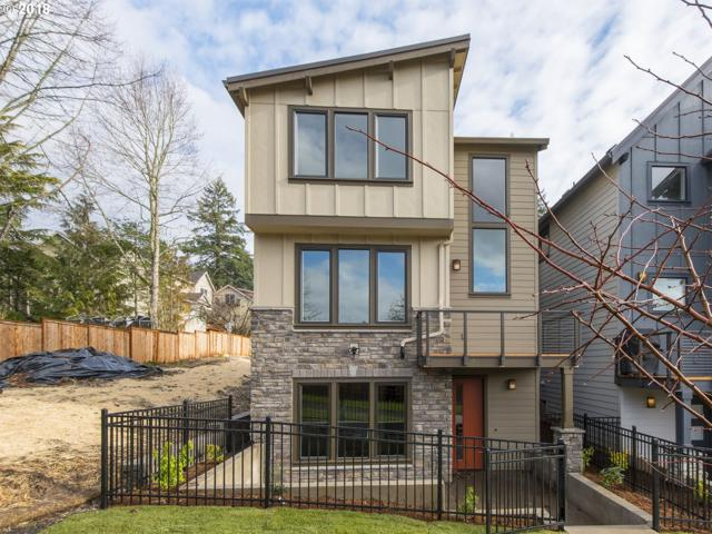 567 SW Chinook Ter #17, Portland, OR 97225 (MLS #18015953) :: Next Home Realty Connection