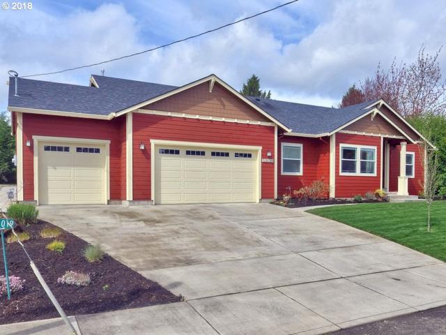 53039 E J Smith Rd, Scappoose, OR 97056 (MLS #18016373) :: Song Real Estate