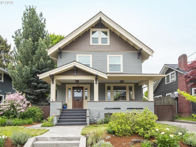 2326 NE 42ND Ave, Portland, OR 97213 (MLS #18016738) :: The Sadle Home Selling Team