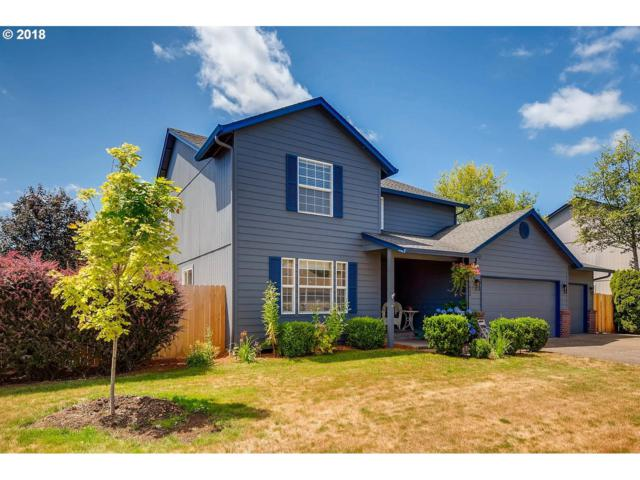 1453 N 28TH St, Washougal, WA 98671 (MLS #18016794) :: The Sadle Home Selling Team