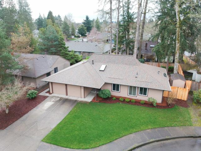 20322 SW Rock Ct, Beaverton, OR 97003 (MLS #18016975) :: Hillshire Realty Group