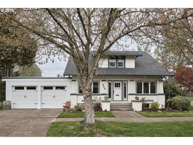 935 NW Yamhill St, Mcminnville, OR 97128 (MLS #18017480) :: Next Home Realty Connection