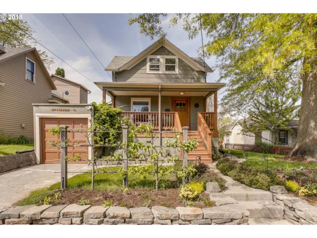 1905 SE Harold St, Portland, OR 97202 (MLS #18017507) :: Next Home Realty Connection