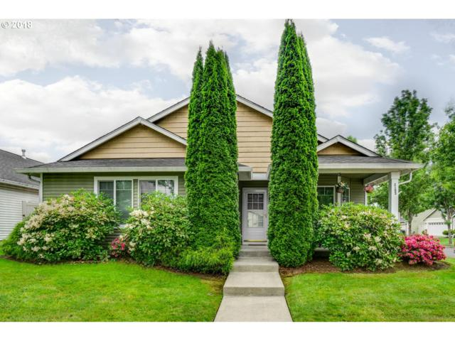2105 NW 13TH St, Battle Ground, WA 98604 (MLS #18017842) :: The Dale Chumbley Group