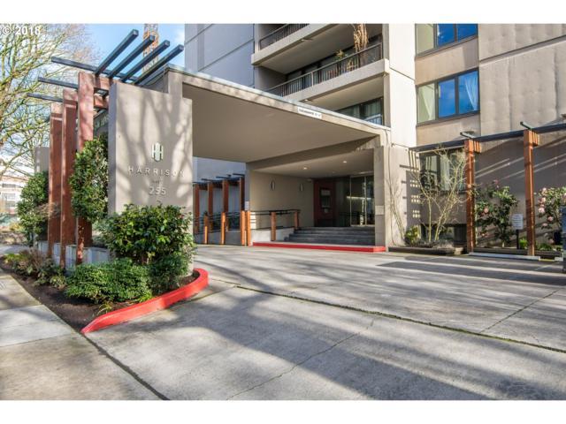 255 SW Harrison St 10C, Portland, OR 97201 (MLS #18017844) :: Matin Real Estate