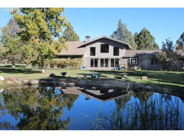 65180 Highland Rd, Bend, OR 97703 (MLS #18018065) :: Fox Real Estate Group