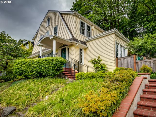 2808 SW Montgomery Dr, Portland, OR 97201 (MLS #18018734) :: Team Zebrowski
