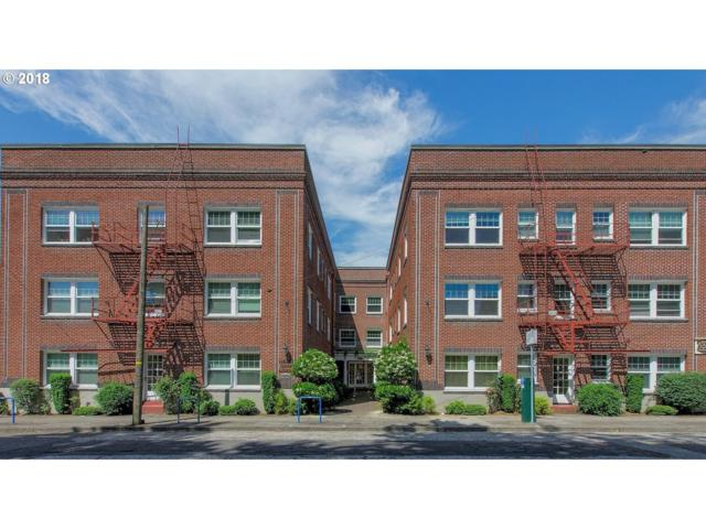 1509 NE 10TH Ave #204, Portland, OR 97232 (MLS #18019244) :: Hatch Homes Group