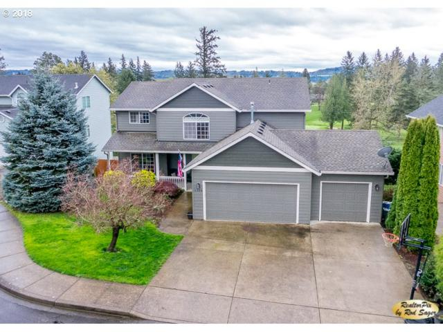 4328 K Ct, Washougal, WA 98671 (MLS #18019475) :: Matin Real Estate