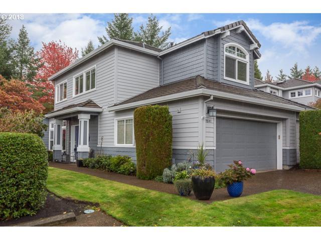 9841 NW Silver Ridge Loop, Portland, OR 97229 (MLS #18019839) :: Hatch Homes Group