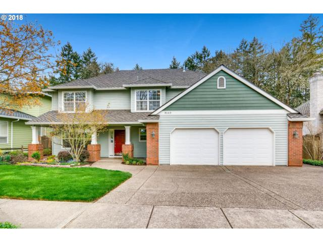 8160 SW 154TH Ave, Beaverton, OR 97007 (MLS #18019924) :: McKillion Real Estate Group