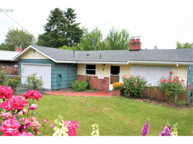 5520 SW Erickson Ave, Beaverton, OR 97005 (MLS #18020540) :: Next Home Realty Connection