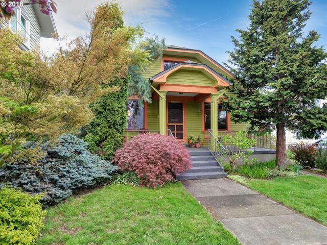 4264 SE Alder St, Portland, OR 97215 (MLS #18021095) :: Hatch Homes Group