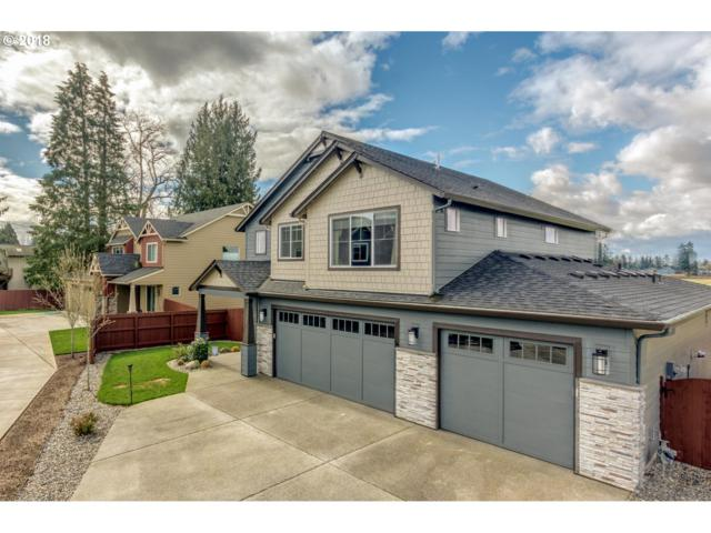 10400 NE 153RD Ave, Vancouver, WA 98682 (MLS #18021126) :: Next Home Realty Connection