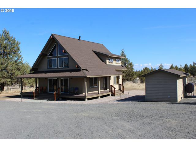 5215 SW Upper Canyon Rim Dr, Culver, OR 97734 (MLS #18021939) :: Hatch Homes Group