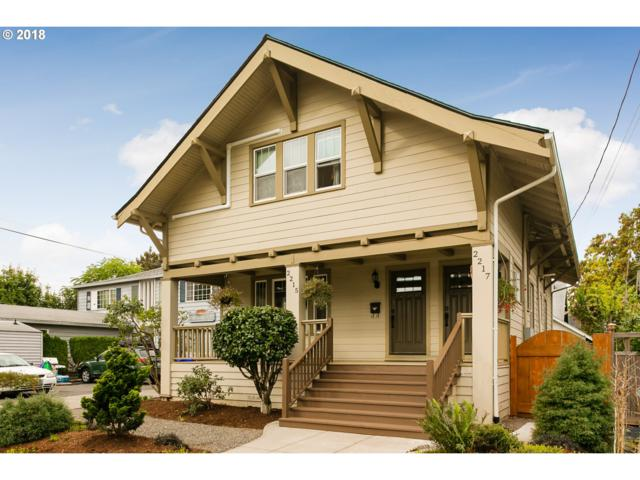 2215 NE 46TH Ave, Portland, OR 97213 (MLS #18022006) :: Hatch Homes Group