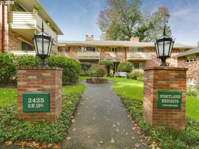 2425 SW 19TH Ave #7, Portland, OR 97201 (MLS #18022176) :: McKillion Real Estate Group