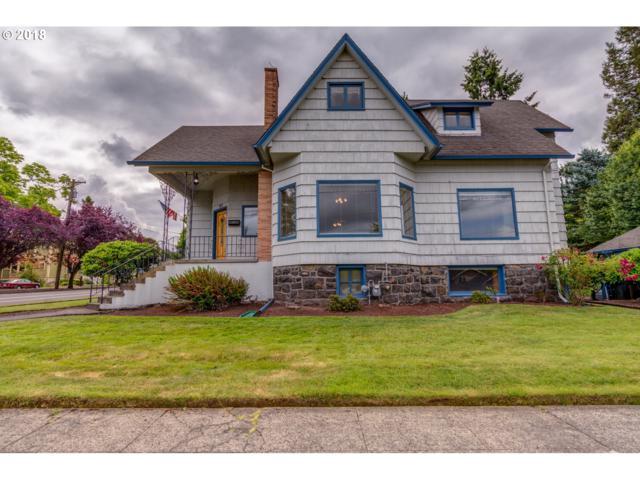 702 5TH St, Oregon City, OR 97045 (MLS #18022249) :: McKillion Real Estate Group
