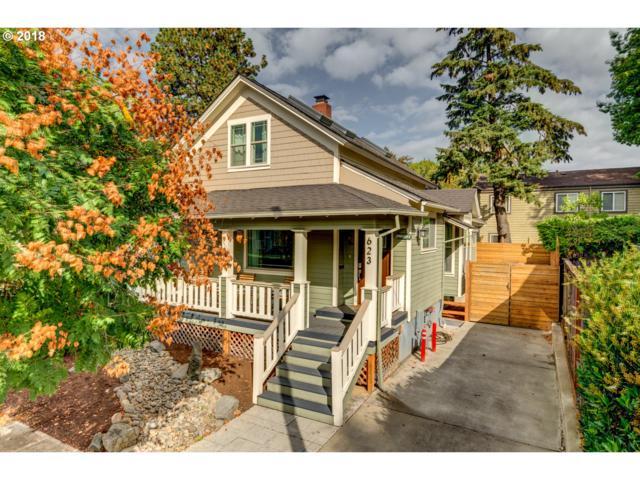 623 NE Sacramento St, Portland, OR 97212 (MLS #18022832) :: Hatch Homes Group