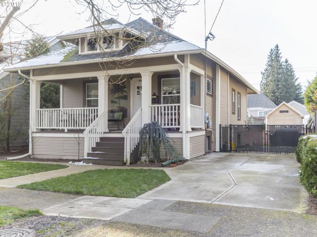 44 NE Russet St, Portland, OR 97211 (MLS #18023520) :: Matin Real Estate