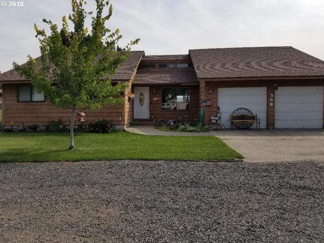 598 NW Apollo Rd, Prineville, OR 97754 (MLS #18023693) :: McKillion Real Estate Group