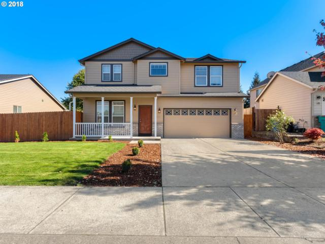 9307 NE 52ND Ave, Vancouver, WA 98665 (MLS #18023733) :: Next Home Realty Connection