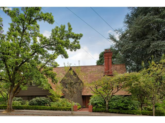 2875 SW Fairview Blvd, Portland, OR 97205 (MLS #18023991) :: Fox Real Estate Group