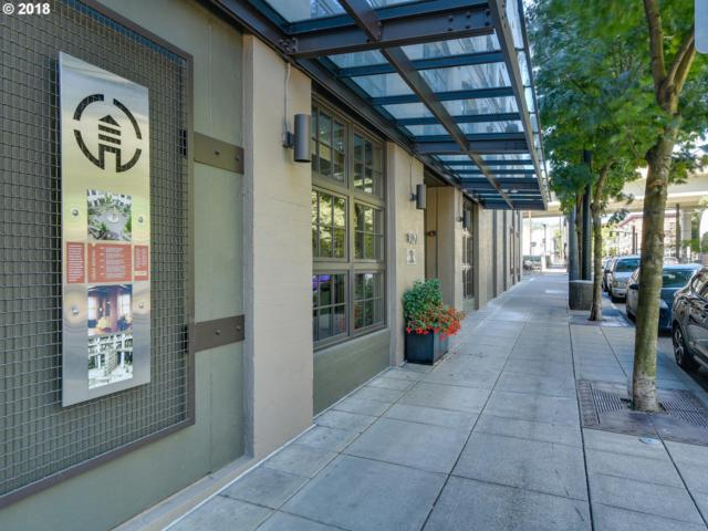 1420 NW Lovejoy St #302, Portland, OR 97209 (MLS #18025065) :: Hatch Homes Group