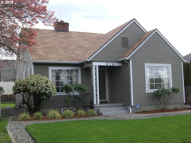 416 N Russet St, Portland, OR 97217 (MLS #18025723) :: Fox Real Estate Group