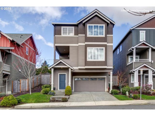 9253 NW Burntknoll Ct, Portland, OR 97229 (MLS #18025830) :: Next Home Realty Connection