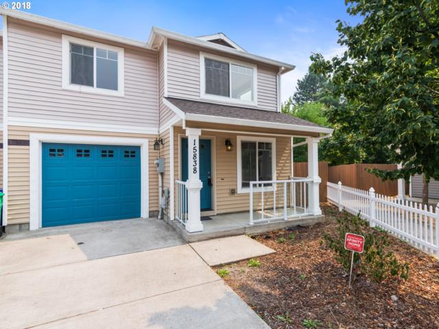 15838 SE Pine St, Portland, OR 97233 (MLS #18025915) :: Homehelper Consultants