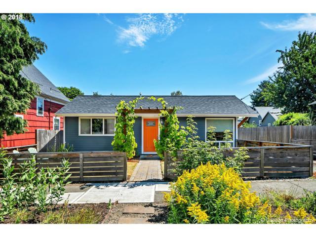9224 N Tyler Ave, Portland, OR 97203 (MLS #18026243) :: Beltran Properties at Keller Williams Portland Premiere