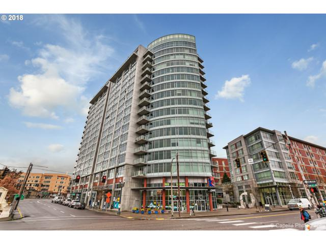 1926 W Burnside St #309, Portland, OR 97209 (MLS #18026335) :: Next Home Realty Connection
