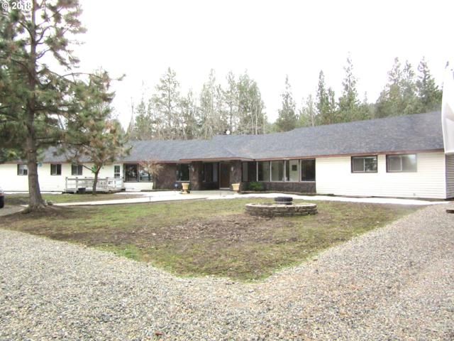 42205 Salmon Crk Rd, Baker City, OR 97814 (MLS #18026471) :: Cano Real Estate