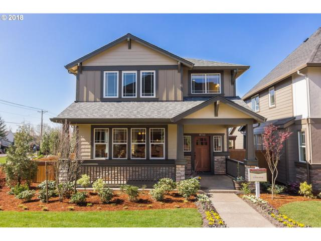 6722 NW Mayflower Pl, Portland, OR 97229 (MLS #18026998) :: Hatch Homes Group