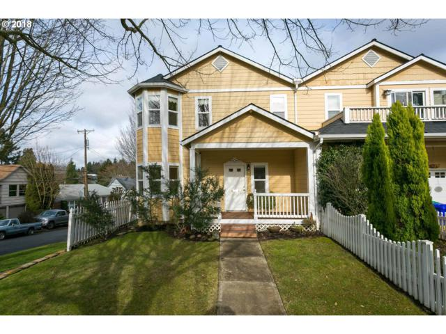 2303 SE Taylor St, Portland, OR 97214 (MLS #18027216) :: Next Home Realty Connection