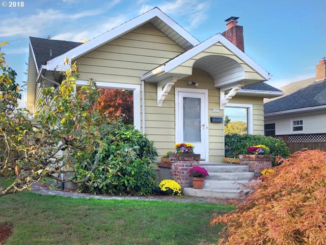 5402 N Princeton St, Portland, OR 97203 (MLS #18027452) :: Fox Real Estate Group