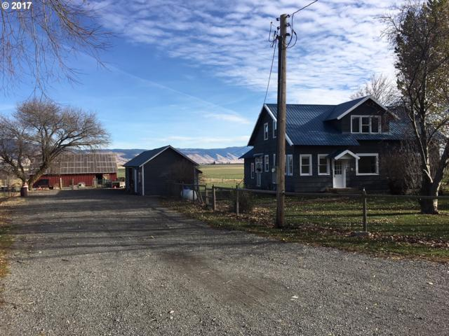 64863 Hunter Rd, La Grande, OR 97850 (MLS #18028035) :: Cano Real Estate