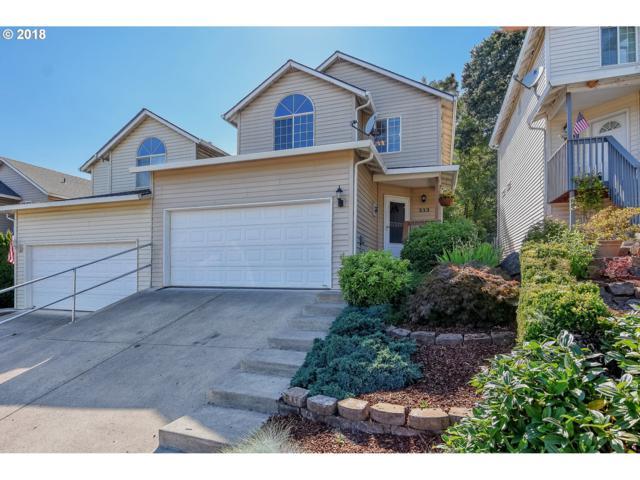 333 NE Wedgewood Ct, Camas, WA 98607 (MLS #18028260) :: The Sadle Home Selling Team