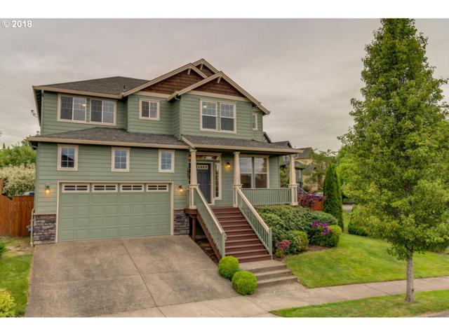 1605 S Phoebe Dr, Ridgefield, WA 98642 (MLS #18028478) :: The Dale Chumbley Group