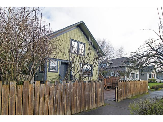 3815 SE Yamhill St, Portland, OR 97214 (MLS #18029012) :: Hatch Homes Group