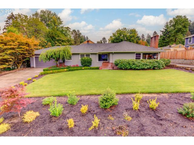 8312 SW 45TH Ave, Portland, OR 97219 (MLS #18029067) :: Hatch Homes Group