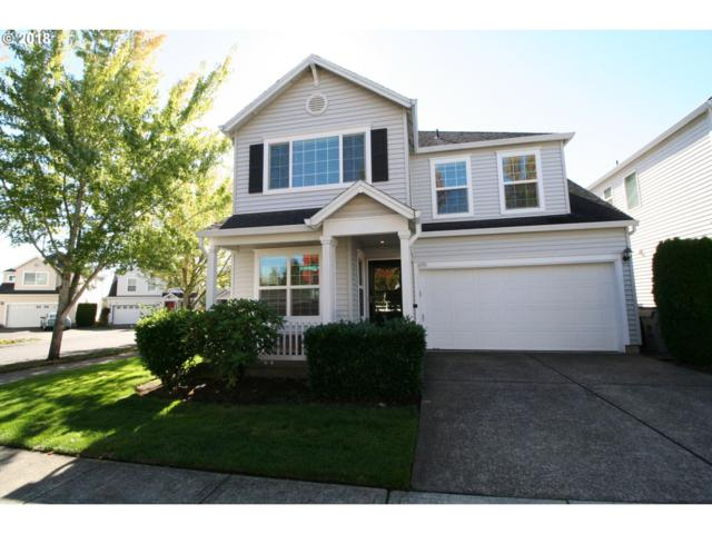 16570 NW Desert Canyon Dr, Beaverton, OR 97006 (MLS #18029676) :: McKillion Real Estate Group