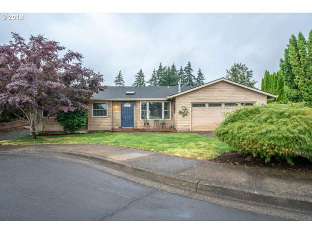 6749 SW 174TH Pl, Beaverton, OR 97007 (MLS #18031465) :: Matin Real Estate