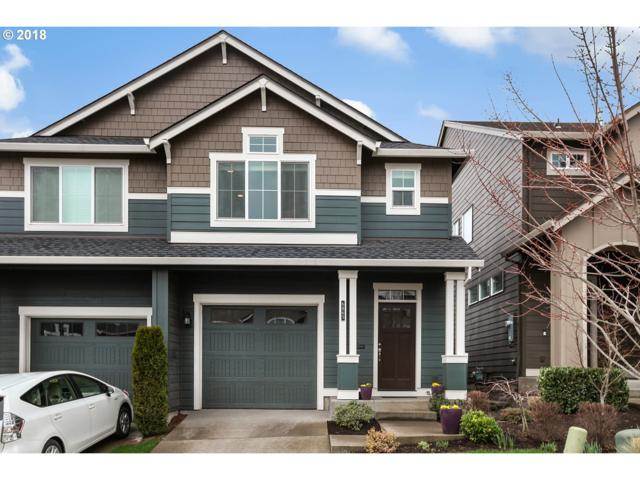 6865 NW 164TH Ave, Portland, OR 97229 (MLS #18032010) :: Hatch Homes Group