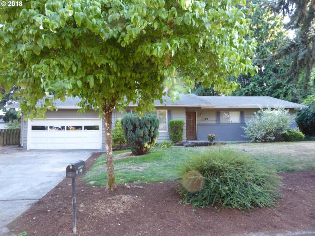 1319 NE 115TH St, Vancouver, WA 98685 (MLS #18032309) :: Next Home Realty Connection